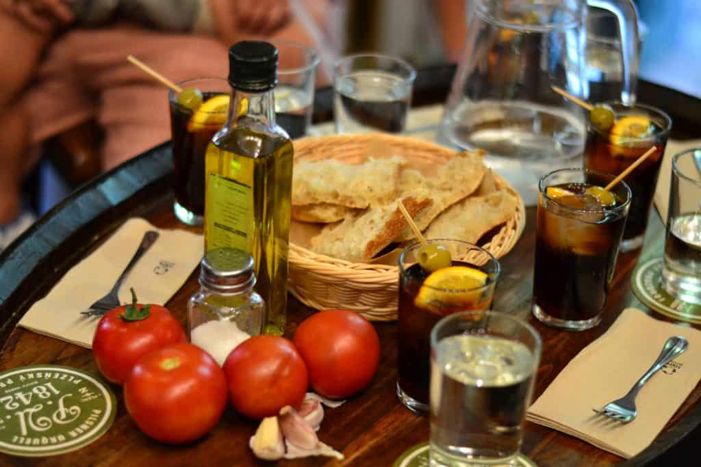 food tour barcelona in september