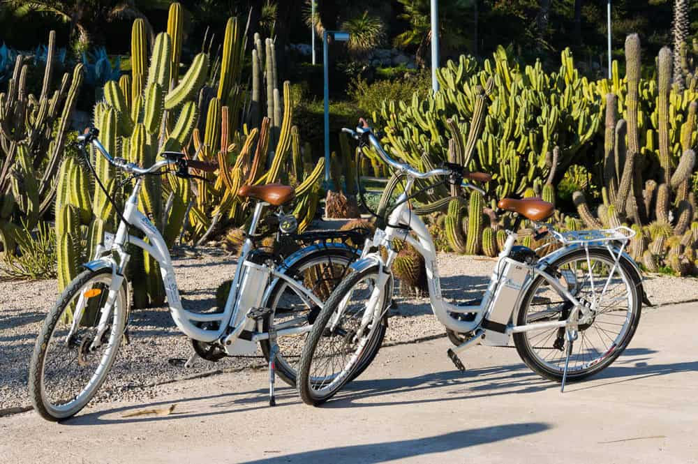 electric bicycle tour barcelona